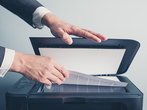 Copier Renting and Leasing with Flexible Terms